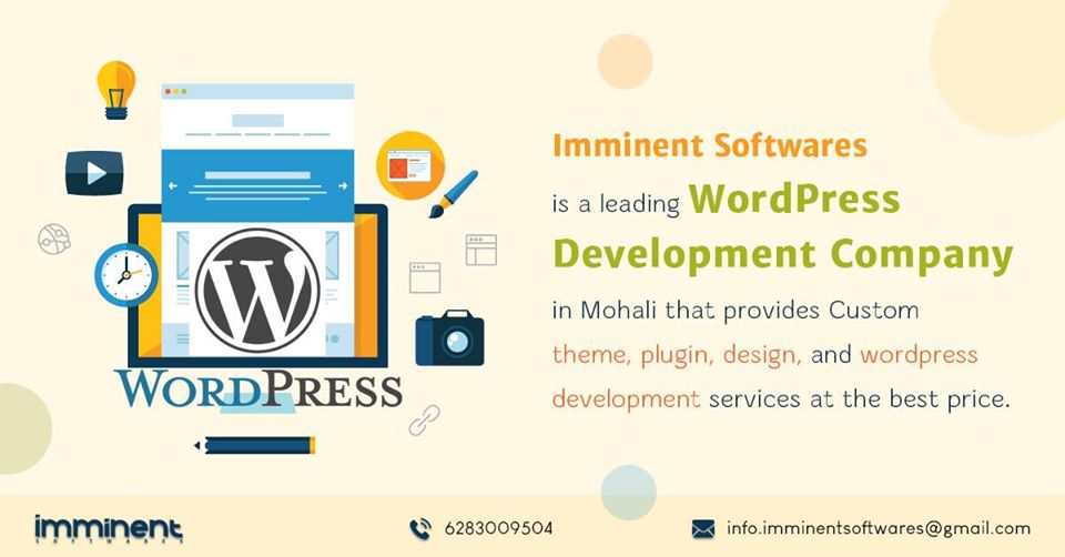 Wordpress Development Company in Mohali