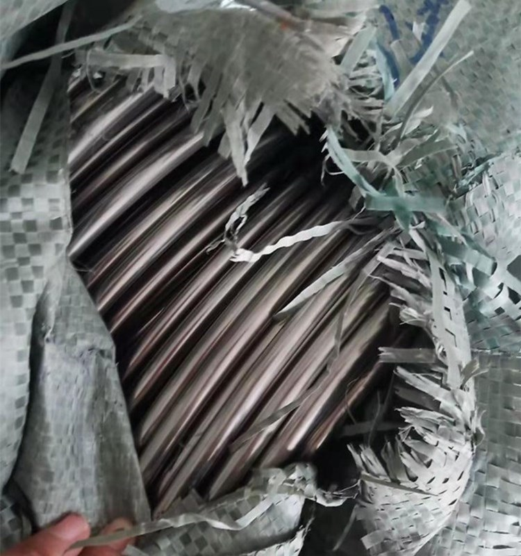 316L stainless steel coiled tubing 2*0.3mm tubing coiled factory41