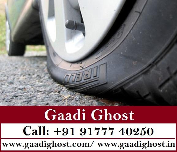 Mobile Tyre puncture repair in Miyapur, Kukatpally
