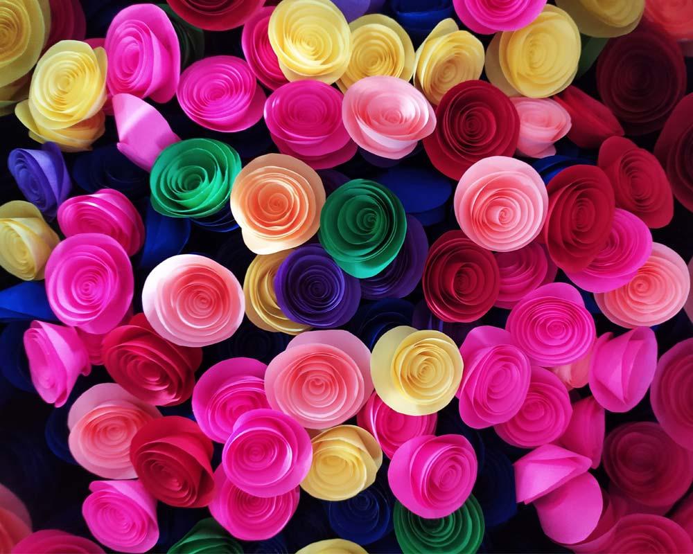 Designer Flower for wall decor-office decor - Delhi
