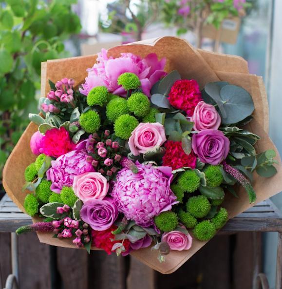 Buy Birthday Flowert Online - Chittorgarh